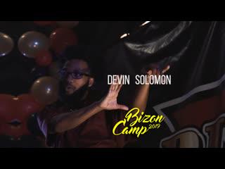 Bizon camp 2019 | devin solomon ¦ august 08 blood on my hands