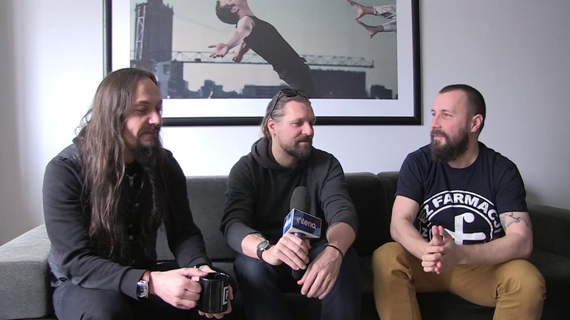 AMORPHIS talks about releasing QUEEN OF TIME