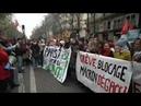 Франция: всеобщая забастовка