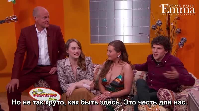 Шоу | Джимми Киммел | 10 октября 2019 (русские субтитры)