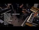 SOLITUDE Sequential OB 6 Novation PEAK Roland JU 06A Casio CZ 1 Analog Four