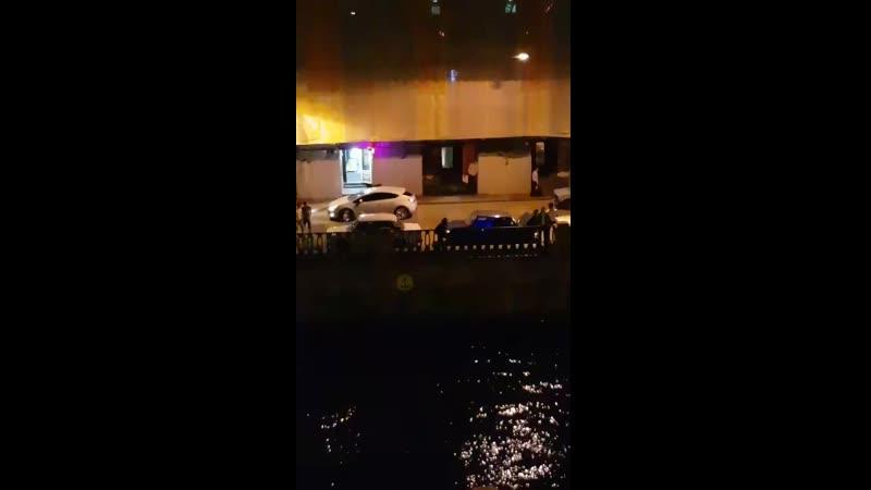 Аул в центре города Нарушение закона о тишине в ночное время Думская улица