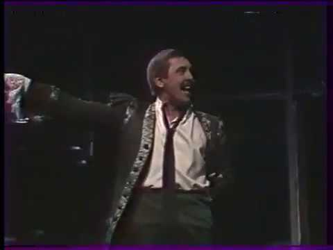 Легендарный спектакль А.Эфроса Мизантроп - Ж.Мольер - Театр на Таганке 21.12.1987г