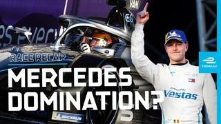 Are Mercedes-Benz About To Dominate Formula E? | Race Recap | 2019 SAUDIA Diriyah E-Prix