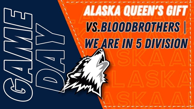 NHL 19 EASHL 6x6 | Alaska Queen's Gift vs Bloodbrothers | We are in 5 Division