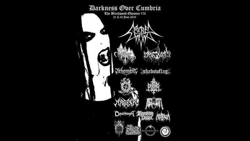 Abduction - Darkness Over Cumbria (Live 2019)