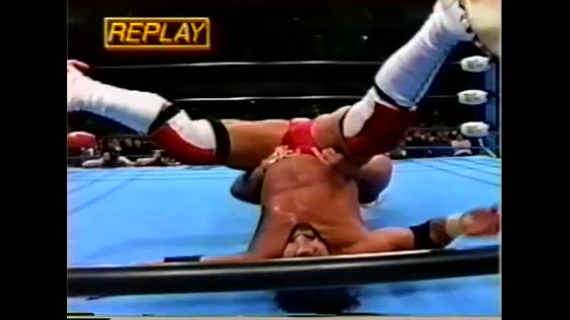 2000.02.17 - Steve Williams vs. Kenta Kobashi [JIP]