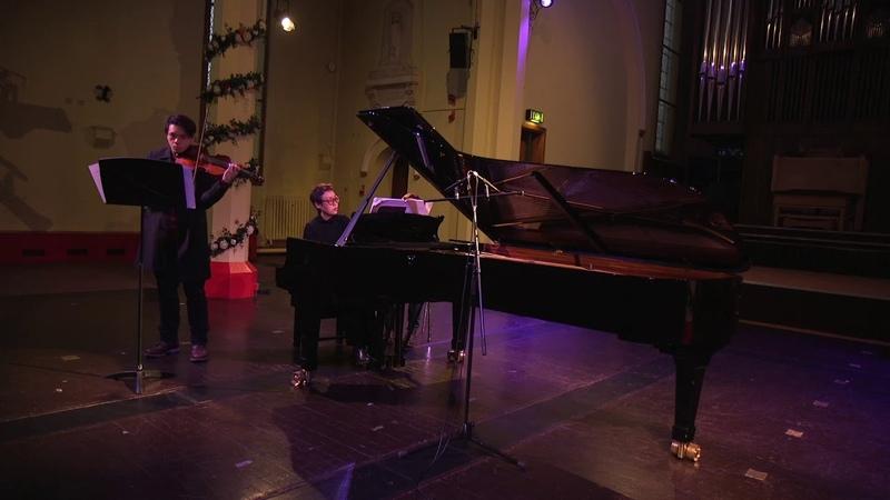 Isang Yun Remembered Pansori for Viola and Piano 2017 by John Stringer