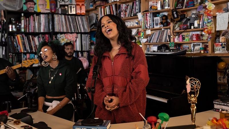 Baby Rose NPR Music Tiny Desk Concert