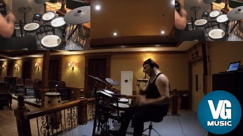 Оленич Юрий Promo drums Olenych cover FREESTAILER
