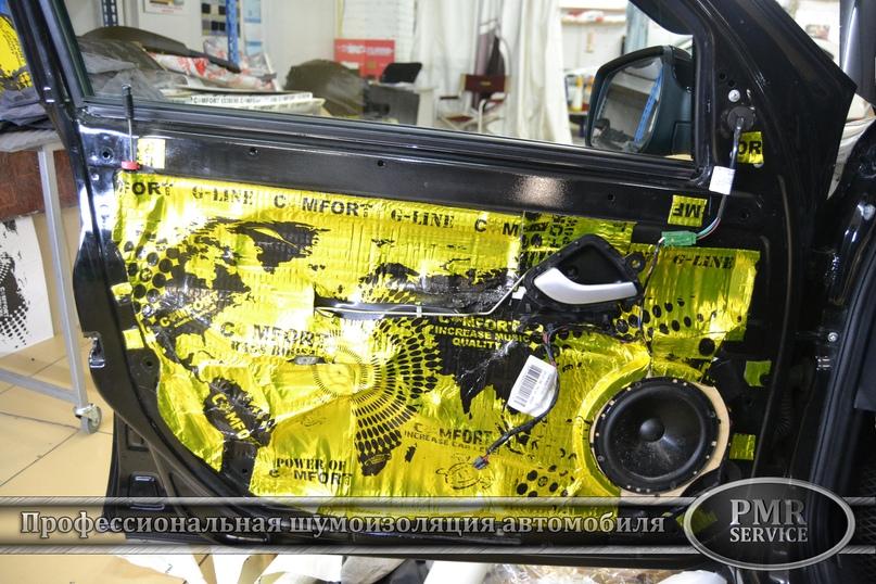 Шумоизоляция Datsun on-DO, изображение №7