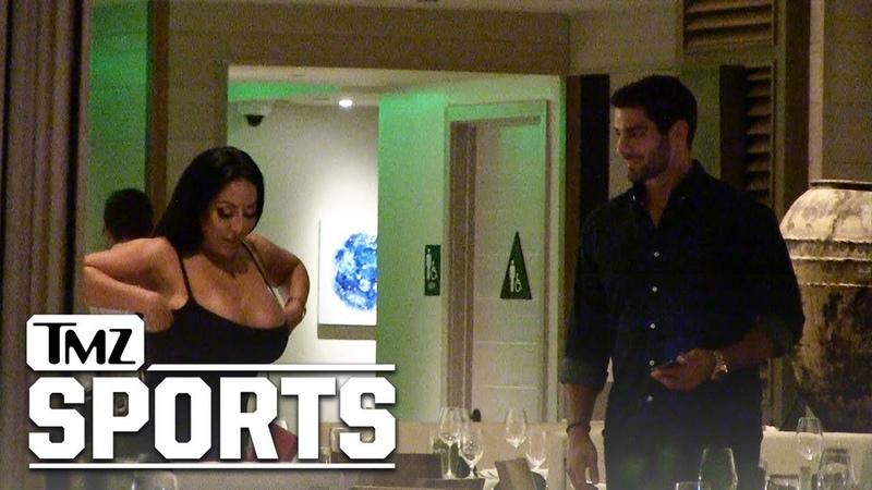 Jimmy Garoppolo Takes Porn Star Kiara Mia On Date | TMZ Sports