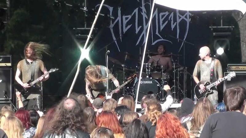 HELHEIM- Dualitet og Ulver (KILKIM ŽAIBU 2012.06.23.)Viking/Black Metal(Norway)