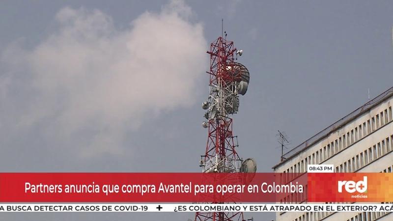 Red Partners anuncia que compra Avantel para operar en Colombia