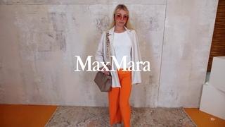Новая коллекция Max Mara // Женский casual образ // Фирменный бутик в Лакшери Store // Тренды 2020
