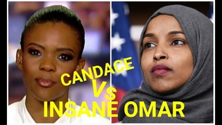 Candace Owens Brilliantly RIP Ilhan Omar To SHREDS on live TV