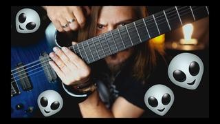 Alien Autopsy - Alien Gods (guitar playthrough)