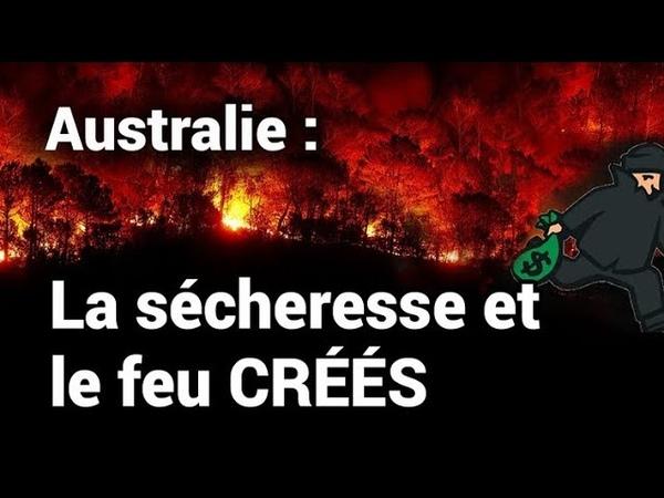 Australie La sécheresse et le feu créés le changement climatique 15627