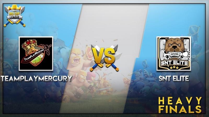 NDL HEAVY FINAL TeamPlayMercury vs SNT ELITE