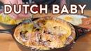 Binging with Babish Dutch Baby from Bob s Burgers