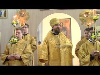 Проповедь митрополита Григория о богаче и нищем Лазаре