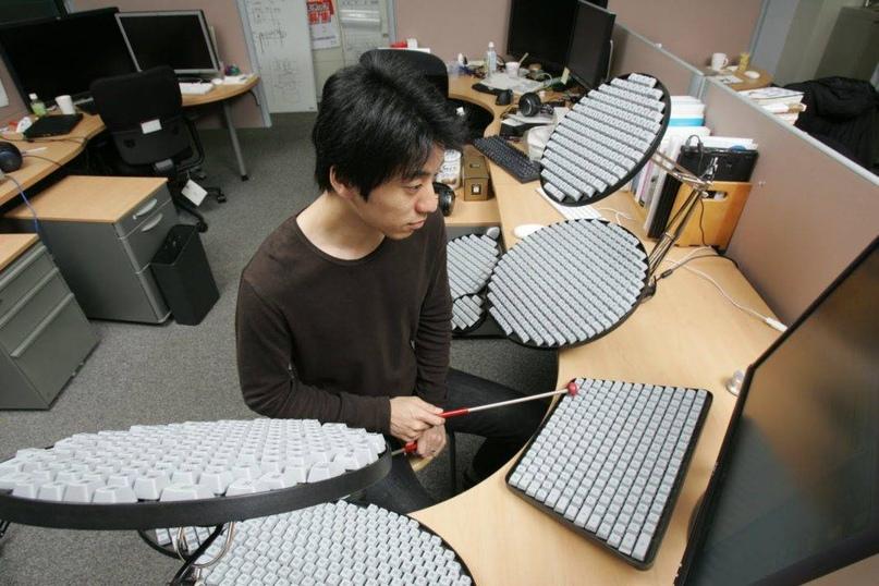 Как китайцы печатают почти 100 тысяч иероглифов и не сходят с ума?⚡️