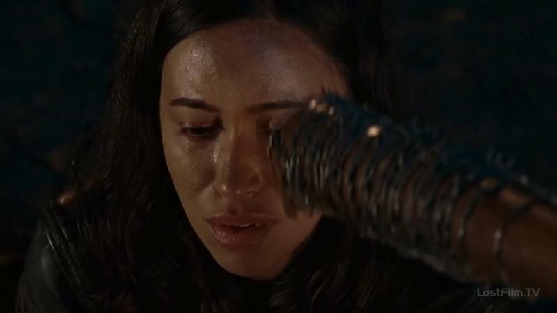 Ходячие мертвецы 7 сезон 1 серия Ниган совершает убийство