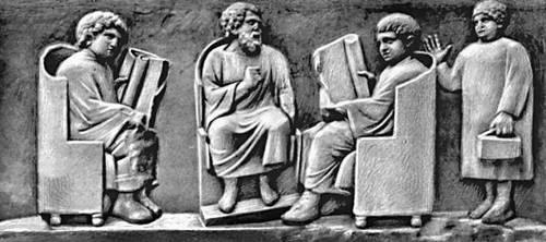 Чем занимались педагоги в Древней Греции