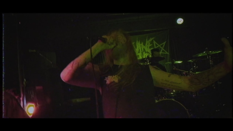DEVINE DEFILEMENT - CRUCIFICIAL LOBOTOMY [OFFICIAL MUSIC VIDEO] (2020) SW EXCLUSIVE