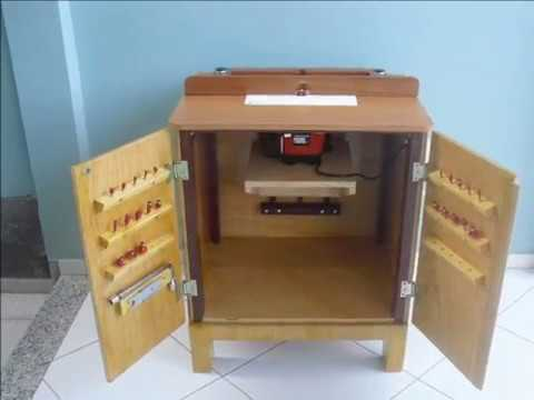 Elevador para Tupia.wmv (Lift to Router)