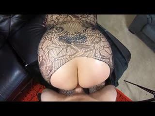 Выебали сисястую пышку Athena Blaze и кончили на жопу | Fucking curvy in pussy and creamy for ass, PAWG, BBW, SWAG, big ass