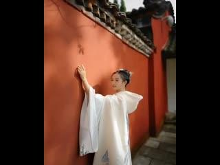 漢服漢服日常漢服攝影人像攝影女裝lovedance舞蹈中國風抖音漢服文化 的確是蠻可愛的 ( 937 x 750 ).mp4