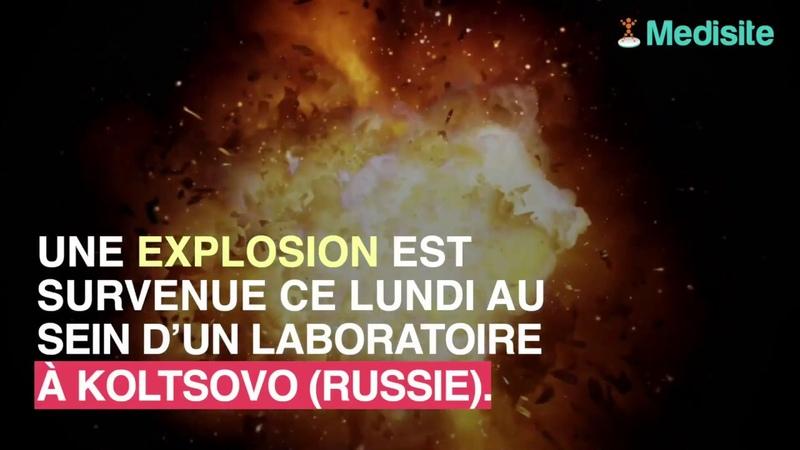 Explosion en Russie : les dangers de contamination à la variole et ebola sont sérieux