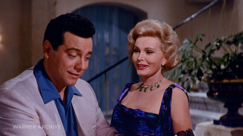 For The First Time 1959 Zsa Zsa Gabor's Best One Liners