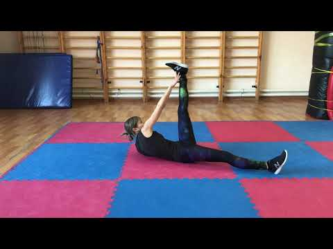 Упражнения на пресс ч3 Комбинированные и скруты