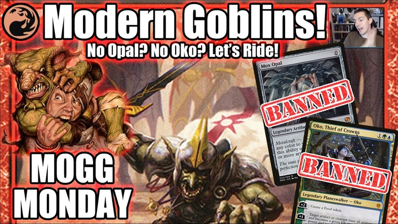 Mogg Monday Episode 15 Say Goodbye To Oko And Mox Opal Modern