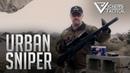 URBAN SNIPER Accuracy International 308 AW COVERT