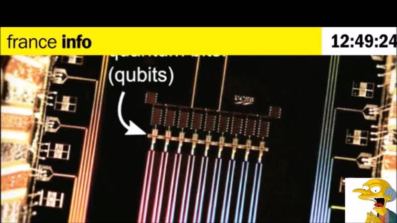 Surveillance de masse ( lordinateur quantique , arme du N.O.M _ )