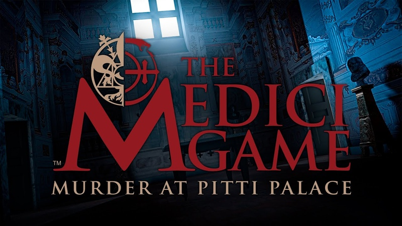 THE MEDICI GAME Murder at Pitti Palace