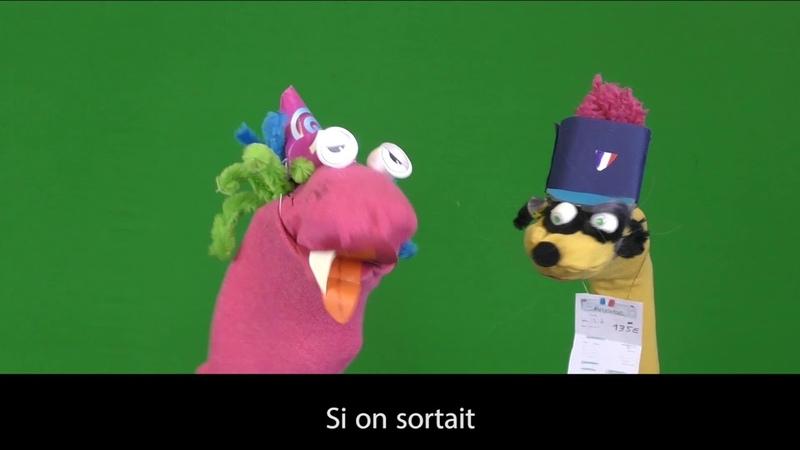 Confinement 06 - Goguette confinée sur l'air de Si on chantait de Julien Clerc.