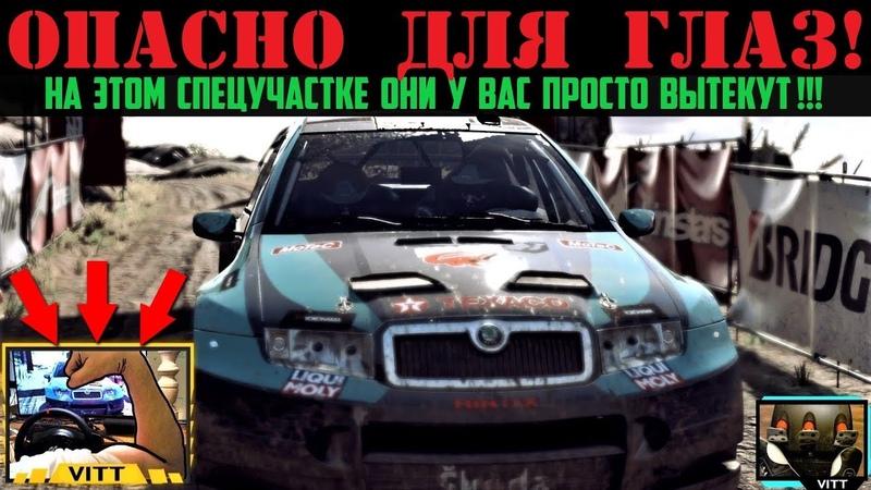 Dirt Rally 2.0 * Argentina Camino de acantilados y rocas inverso * No Setup, No Assistans