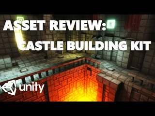 UNITY ASSET REVIEW | CASTLE BUILDING KIT | INDEPENDENT REVIEW BY JIMMY VEGAS ASSET STORE