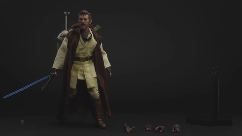 [Terry Smith Eng] Sideshow: Star Wars Mythos - Obi-Wan Kenobi 1/6