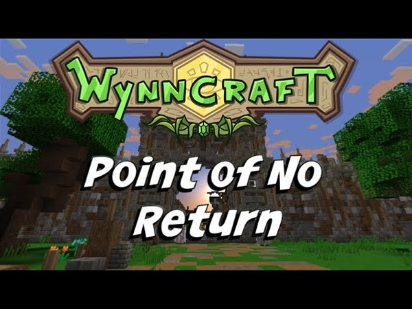 Point of No Return | Wynncraft | Quest Guide