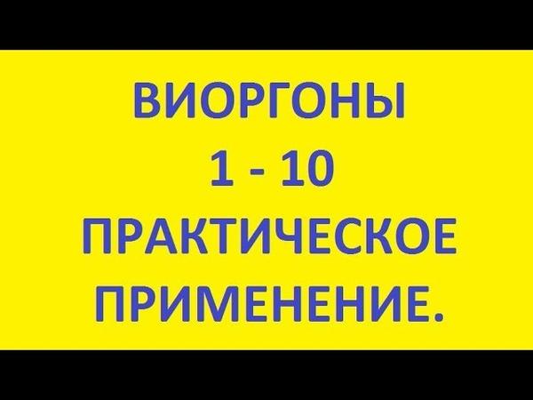 виоргоны 1-10. информационные технологии. лекция врача
