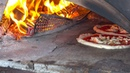 Italian Pizza from Naples in a Wood Fired Oven, London Street Food