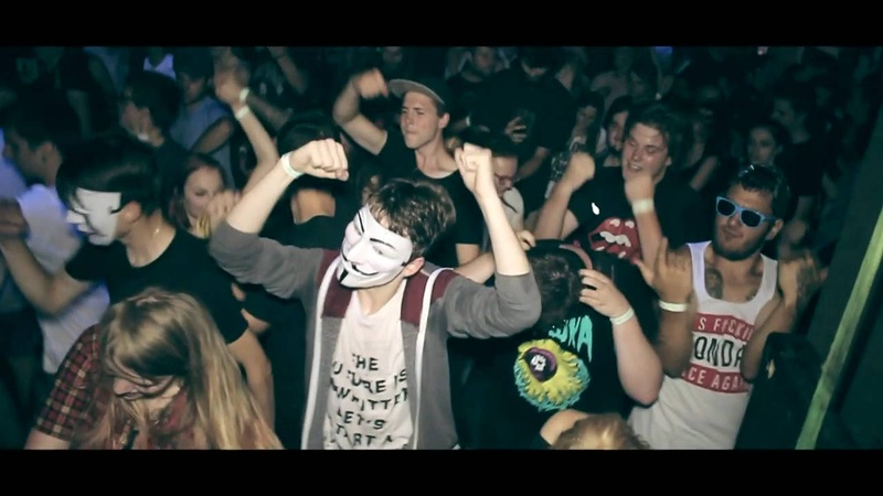 Drumatch Machines 19 with * COOH *** 10 6 2016 Rave Klub AFTERMOVIE