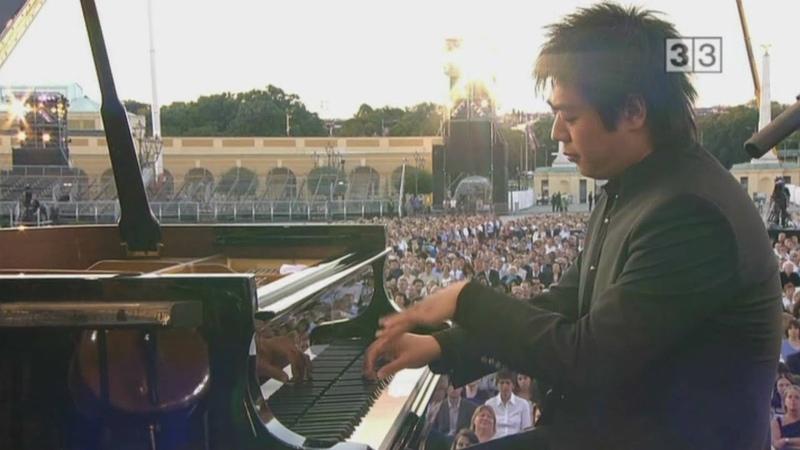 Lang Lang Concert per a piano núm 2 de Chopin Larguetto