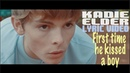 First Time He Kissed a Boy - Kadie Elder (Official Lyric Video)
