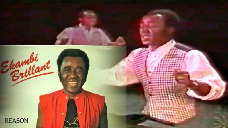 EKAMBI BRILLANT - minya ma bobe y